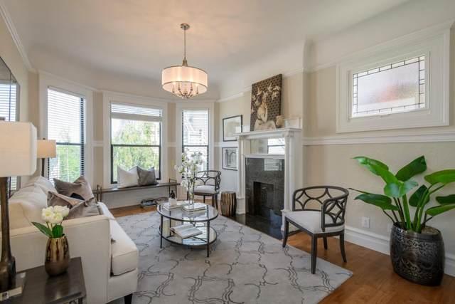 318 Frederick St 6, San Francisco, CA 94117 (#ML81790320) :: The Goss Real Estate Group, Keller Williams Bay Area Estates