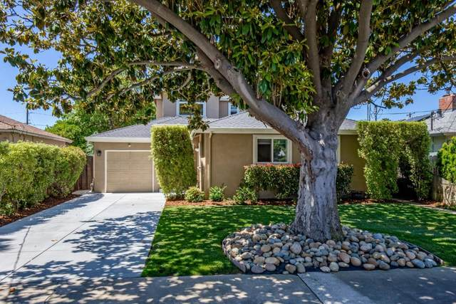 281 Vincent Dr, Mountain View, CA 94041 (#ML81790886) :: The Sean Cooper Real Estate Group