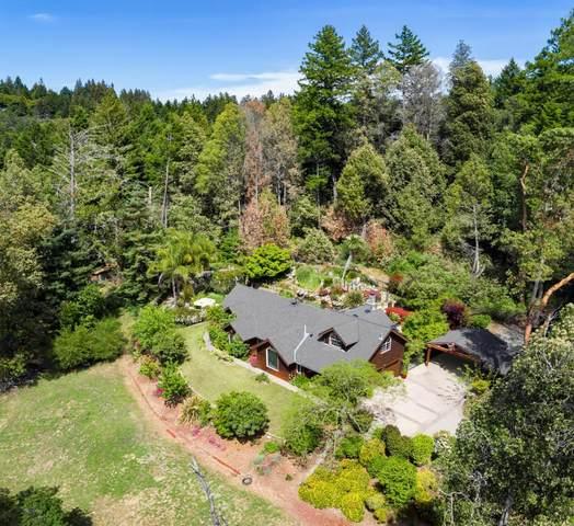 270 Northwest Dr, Santa Cruz, CA 95060 (#ML81792242) :: Schneider Estates