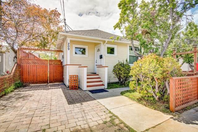 209 Ocean St, Santa Cruz, CA 95060 (#ML81792248) :: RE/MAX Real Estate Services