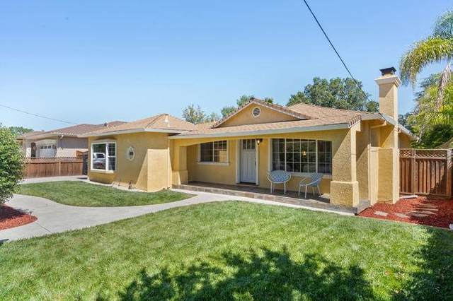 1115 Audrey Ave, Campbell, CA 95008 (#ML81794507) :: Strock Real Estate