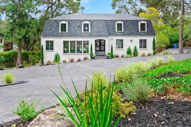 1045 San Raymundo Rd, Hillsborough, CA 94010 (#ML81794725) :: Intero Real Estate