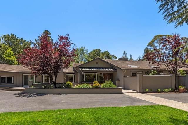 24288 Dawnridge Dr, Los Altos Hills, CA 94024 (#ML81796976) :: Alex Brant Properties