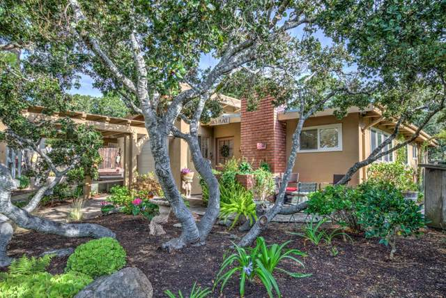 2 NE Of 12th Ave On San Carlos, Carmel, CA 93921 (#ML81797096) :: Alex Brant Properties