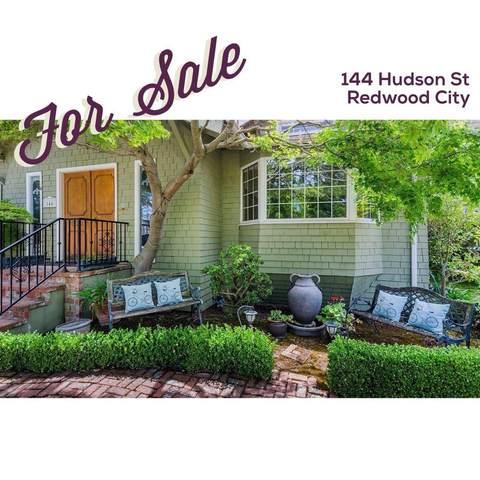 144 Hudson St, Redwood City, CA 94062 (#ML81797118) :: Strock Real Estate