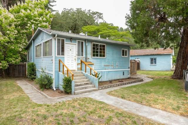 8125 Hermosa Ave, Ben Lomond, CA 95005 (#ML81797632) :: Robert Balina | Synergize Realty