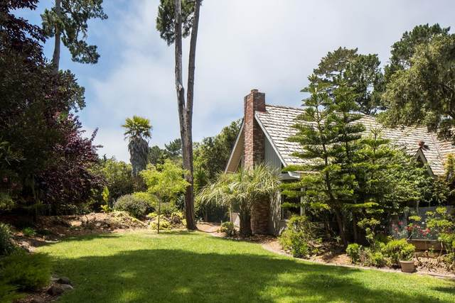 2002 Majella Rd, Pebble Beach, CA 93953 (#ML81798437) :: The Sean Cooper Real Estate Group