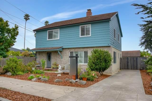 309 Estrella Ave, La Selva Beach, CA 95076 (#ML81798609) :: The Realty Society