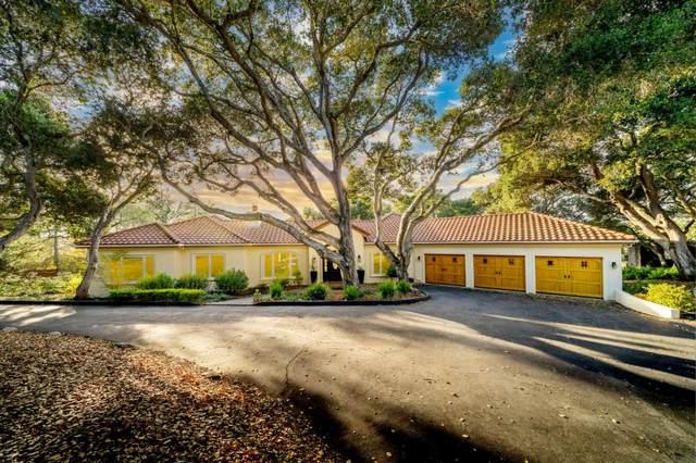 76 Rancho Rd, Carmel Valley, CA 93924 (#ML81800117) :: The Goss Real Estate Group, Keller Williams Bay Area Estates