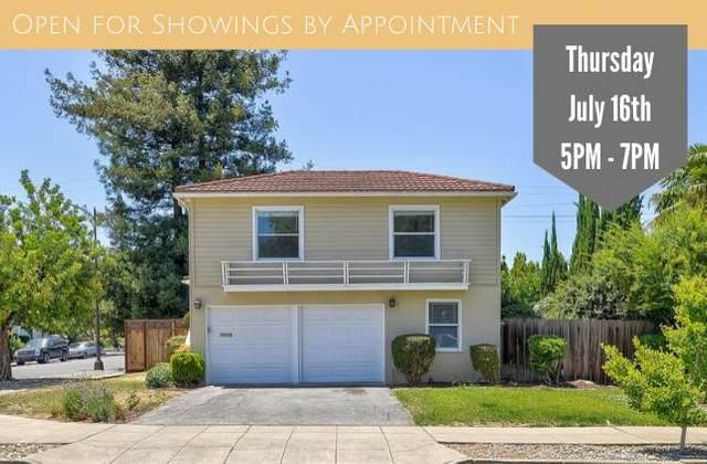 1823 Maryland St, Redwood City, CA 94061 (#ML81800538) :: Alex Brant Properties