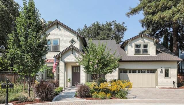 12 Liberty Hall Ln, Redwood City, CA 94062 (#ML81801007) :: Alex Brant Properties