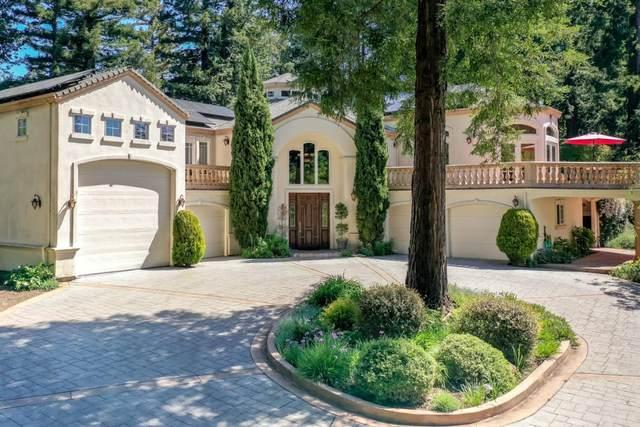 28495 Big Basin Way, Boulder Creek, CA 95006 (#ML81802759) :: Schneider Estates
