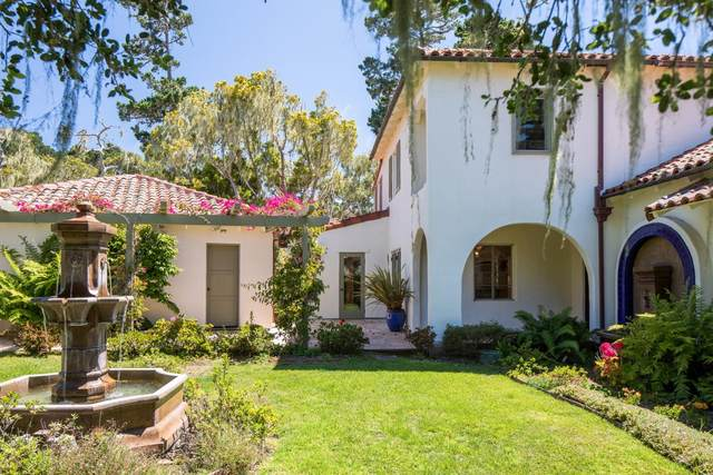 1022 Matador Rd, Pebble Beach, CA 93953 (#ML81803113) :: The Goss Real Estate Group, Keller Williams Bay Area Estates