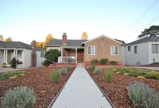 627 Santa Barbara Ave, Millbrae, CA 94030 (#ML81803675) :: The Realty Society