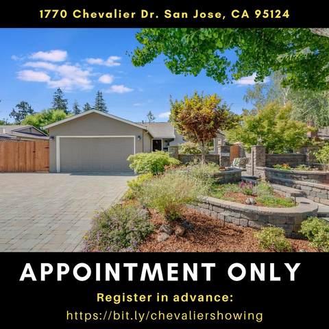 1770 Chevalier Dr, San Jose, CA 95124 (#ML81803878) :: The Goss Real Estate Group, Keller Williams Bay Area Estates