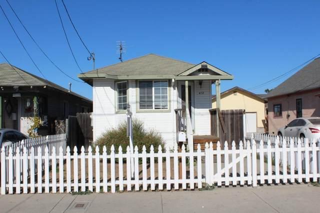 412 2nd St, Watsonville, CA 95076 (#ML81804235) :: Schneider Estates
