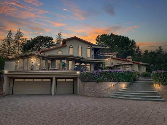 11011 Magdalena Rd, Los Altos Hills, CA 94024 (#ML81804389) :: The Realty Society
