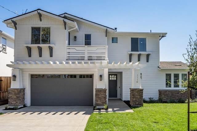 2116 Bello Ave, San Jose, CA 95125 (#ML81804459) :: Live Play Silicon Valley