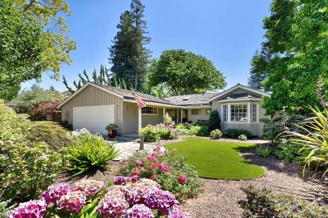 463 Claremont Way, Menlo Park, CA 94025 (#ML81804811) :: The Realty Society