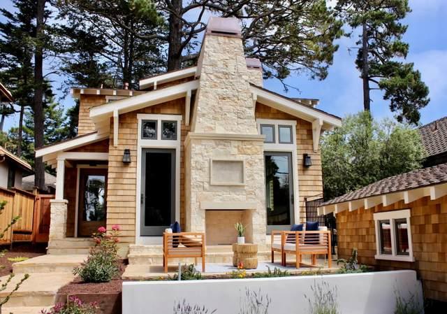 0 San Carlos / 3 Ne 1st Ave, Carmel, CA 93921 (#ML81804980) :: Alex Brant Properties