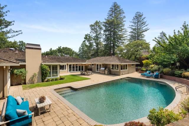 35 Knightwood Ln, Hillsborough, CA 94010 (#ML81805490) :: Strock Real Estate