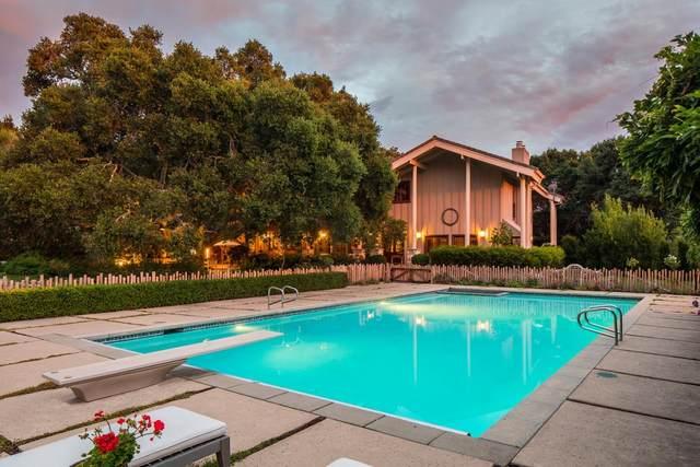 21 Miramonte Rd, Carmel Valley, CA 93924 (#ML81806737) :: Real Estate Experts