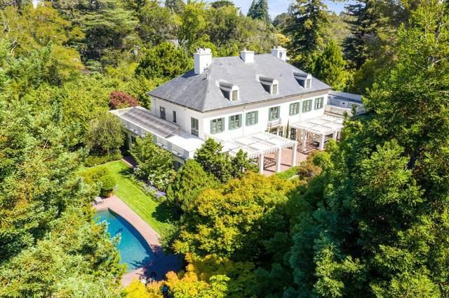 233 W Santa Inez Ave, Hillsborough, CA 94010 (#ML81806777) :: The Goss Real Estate Group, Keller Williams Bay Area Estates