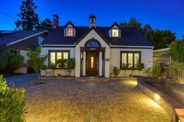 708 Crossway Rd, Burlingame, CA 94010 (#ML81807305) :: The Sean Cooper Real Estate Group