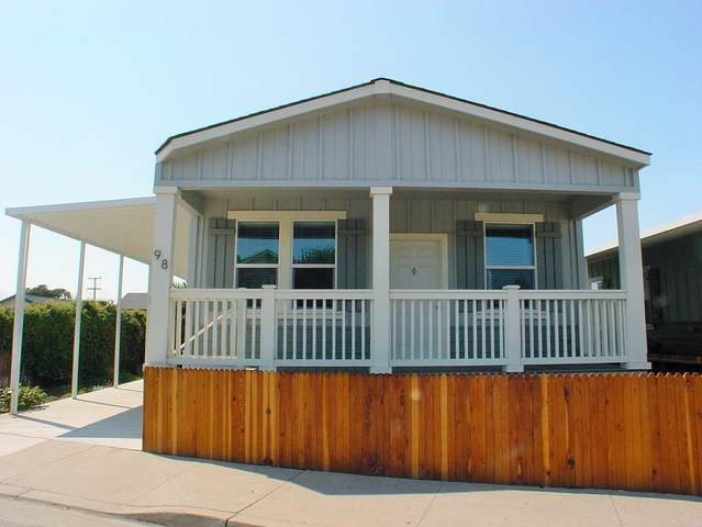 1146 Birch Ave 98, Seaside, CA 93955 (#ML81807861) :: Strock Real Estate