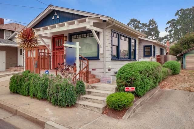 112 11th St, Pacific Grove, CA 93950 (#ML81809715) :: Strock Real Estate