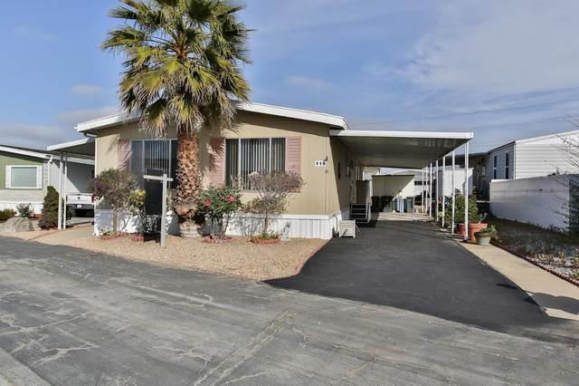 150 Kern St 119, Salinas, CA 93905 (#ML81810026) :: Robert Balina | Synergize Realty