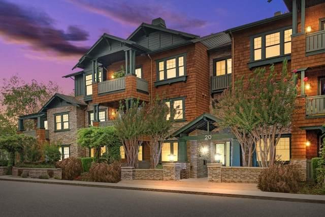 20 Madison Ave 111, San Mateo, CA 94402 (#ML81810185) :: Strock Real Estate