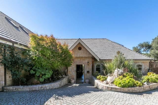 11709 Camino Escondido Rd, Carmel Valley, CA 93924 (#ML81810304) :: Real Estate Experts