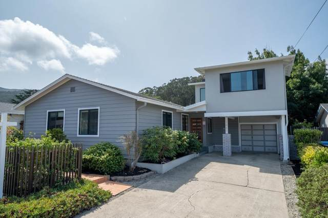1460 Flores Dr, Pacifica, CA 94044 (#ML81810601) :: The Realty Society