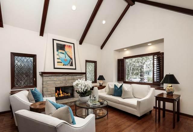 1314 Parkinson Ave, Palo Alto, CA 94301 (#ML81811418) :: Strock Real Estate