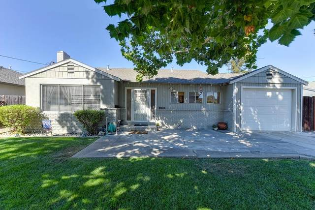 1225 Ridgeley Dr, Campbell, CA 95008 (#ML81812564) :: The Sean Cooper Real Estate Group