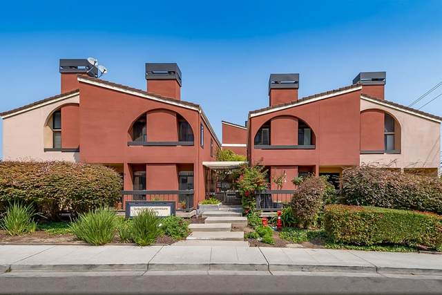 1 Laurel St 400, San Carlos, CA 94070 (#ML81812827) :: The Realty Society
