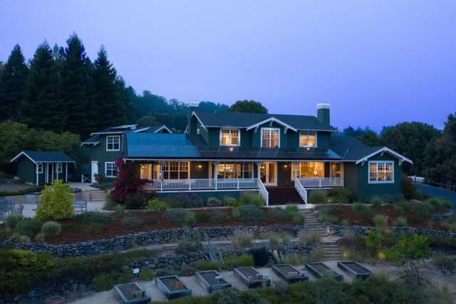 7013 Glen Haven Rd, Soquel, CA 95073 (#ML81813032) :: Schneider Estates