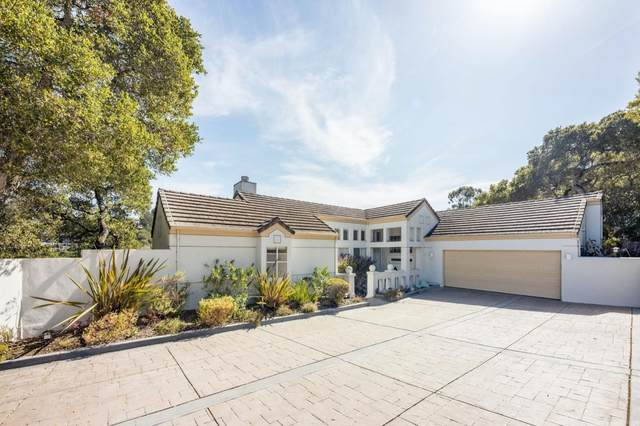15 Buckeye Ct, Hillsborough, CA 94010 (#ML81813438) :: The Gilmartin Group
