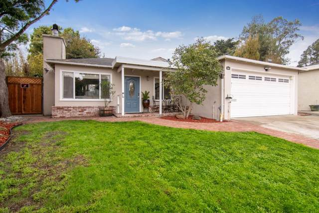 205 Verano Dr, South San Francisco, CA 94080 (#ML81814698) :: The Goss Real Estate Group, Keller Williams Bay Area Estates