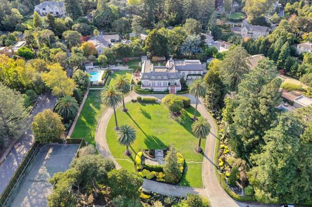 325 Ascot Rd, Hillsborough, CA 94010 (#ML81814731) :: Real Estate Experts