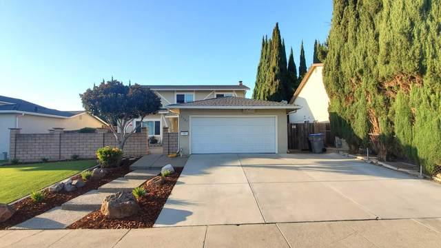 3383 Pinnacle Dr, San Jose, CA 95132 (#ML81815886) :: The Goss Real Estate Group, Keller Williams Bay Area Estates