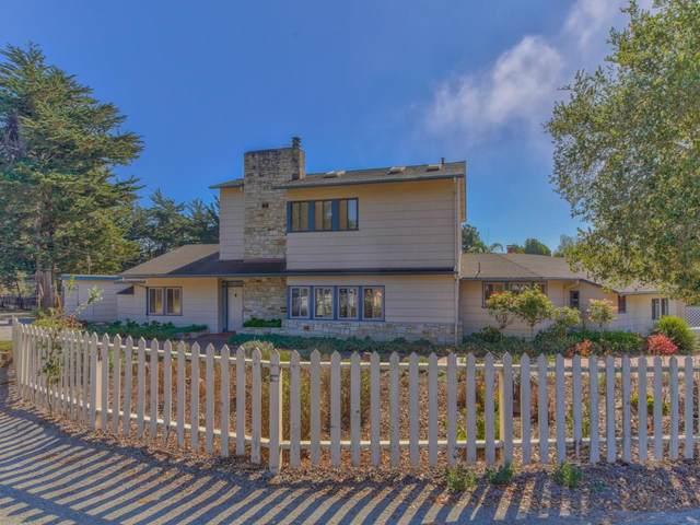 25193 Hatton, Carmel, CA 93923 (#ML81816505) :: The Kulda Real Estate Group