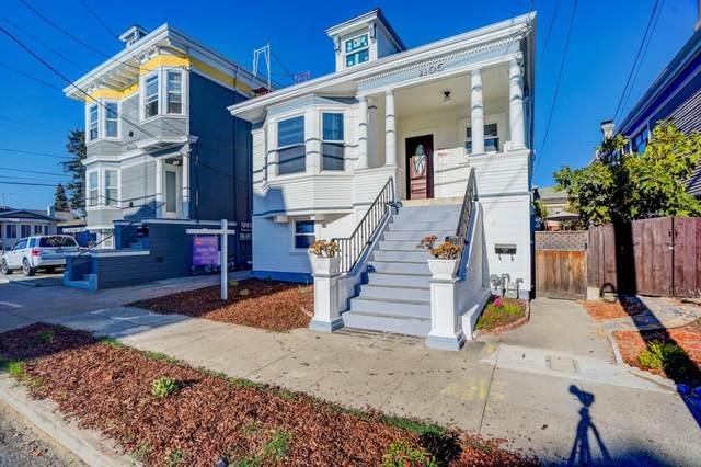 1105 Oak St, Alameda, CA 94501 (#ML81816793) :: The Goss Real Estate Group, Keller Williams Bay Area Estates