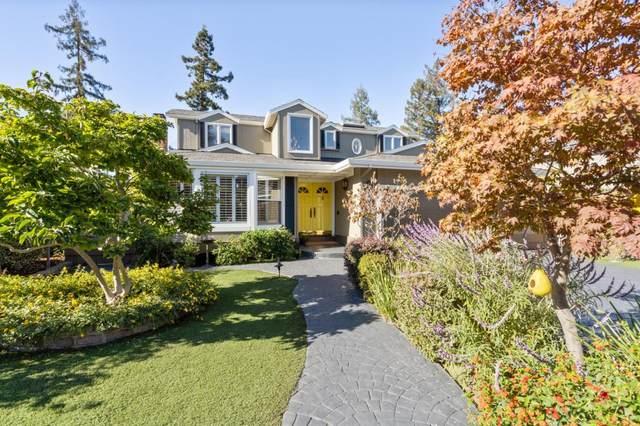 1 Atherwood Pl, Redwood City, CA 94061 (#ML81817560) :: Schneider Estates