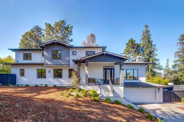 17 Shasta Ln, Menlo Park, CA 94025 (#ML81817570) :: The Realty Society