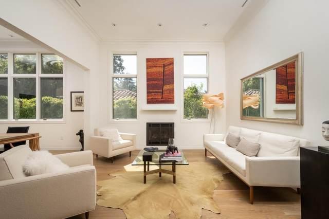 445 Maple St, Palo Alto, CA 94301 (#ML81817630) :: The Sean Cooper Real Estate Group