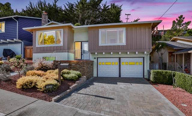 1921 Monterey Dr, San Bruno, CA 94066 (#ML81818763) :: Intero Real Estate