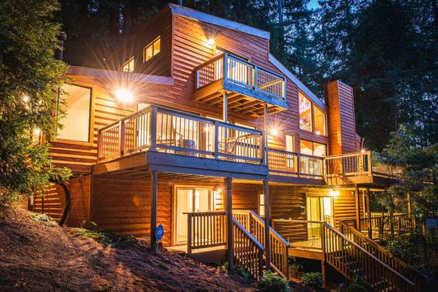 7 Country, Scotts Valley, CA 95066 (#ML81820931) :: The Kulda Real Estate Group