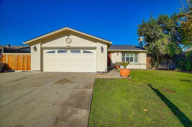 1715 Almond Way, Morgan Hill, CA 95037 (#ML81821507) :: Live Play Silicon Valley